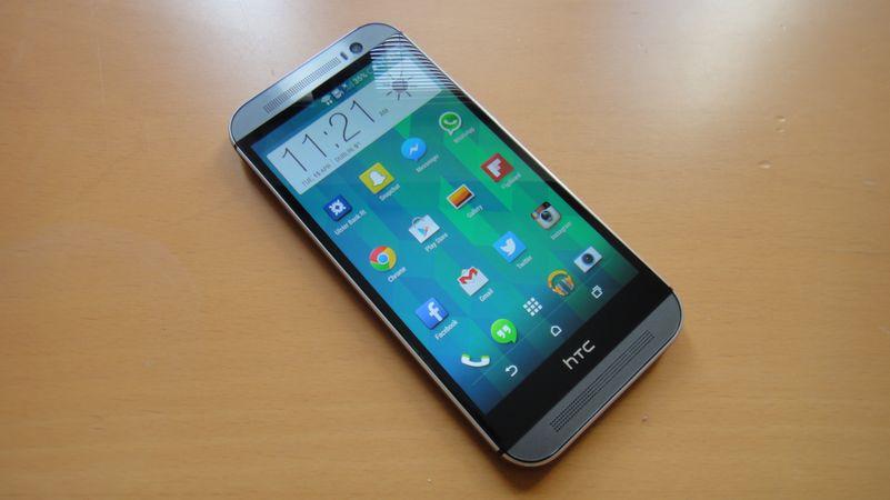 htc one m8s smartphone